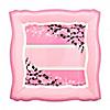 Baby Cherry Blossom - Baby Shower Dessert Plates - 8 ct