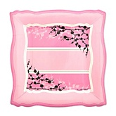 Baby Cherry Blossom - Baby Shower Dessert Plates - 8 Pack