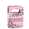 Cherry Blossom - Personalized Birthday Party Mini Favor Boxes