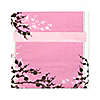 Cherry Blossom - Bridal Shower Beverage Napkins - 16 ct