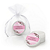 Cherry Blossom - Personalized Bridal Shower Lip Balm Favors
