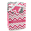 Chevron Pink - Personalized Everyday Party Favor Boxes