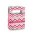 Chevron Pink - Personalized Everyday Party Mini Favor Boxes