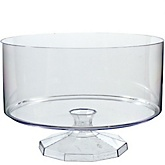 Clear Medium Trifle Container - Party Do It Yourself
