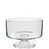 Clear Small Trifle Container - Party Do It Yourself