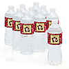 Little Cowboy - Personalized Baby Shower Water Bottle Label Favors