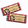Little Cowboy - Personalized Birthday Party Candy Bar Wrapper Favors