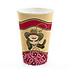 Little Cowboy - Birthday Party Hot/Cold Cups - 8 ct