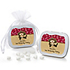 Little Cowboy - Personalized Birthday Party Mint Tin Favors