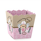 Little Cowgirl - Western Personalized Baby Shower Candy Boxes
