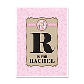 Little Cowgirl - Personalized Baby Shower Poster Gifts