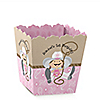 Little Cowgirl - Personalized Birthday Party Candy Boxes