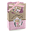 Little Cowgirl - Western Personalized Birthday Party Favor Boxes