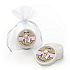 Little Cowgirl - Personalized Birthday Party Lip Balm Favors