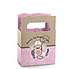Little Cowgirl - Personalized Birthday Party Mini Favor Boxes