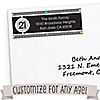 Custom Birthday - Personalized Birthday Party Return Address Labels - 30 ct