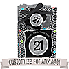 Custom Birthday - Personalized Birthday Party Favor Boxes