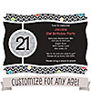 Custom Birthday - Personalized Birthday Party Invitations