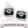 Custom Birthday - Personalized Birthday Party Mint Tin Favors