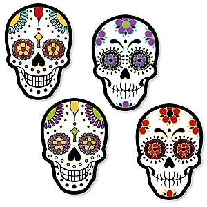 Sugar Skull Party Decorations