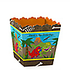Dinosaur Birthday - Personalized Birthday Party Candy Boxes
