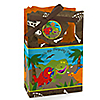 Dinosaur Birthday - Personalized Birthday Party Favor Boxes