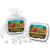 Dinosaur Birthday - Personalized Birthday Party Mint Tin Favors