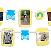 Ducky Duck - Baby Shower Photo Bunting Banner