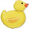 Ducky - Birthday Party Mylar Balloon