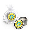 Ducky Duck - Personalized Baby Shower Candle Tin Favors