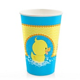 Ducky Duck - Baby Shower Hot/Cold Cups - 8 Pack