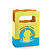 Ducky Duck - Personalized Baby Shower Mini Favor Boxes