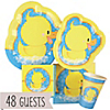 Ducky Duck - Birthday Party 48 Big Dot Bundle