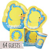 Ducky Duck - Birthday Party 64 Big Dot Bundle