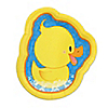 Ducky Duck - Birthday Party Dessert Plates - 8 ct