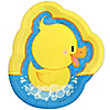 Ducky Duck - Birthday Party Dinner Plates - 8 ct
