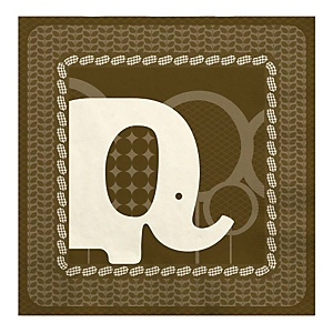 Baby Elephant - Baby Shower Luncheon Napkins - 16 Pack