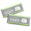 Elephant - Personalized Birthday Party Candy Bar Wrapper Favors