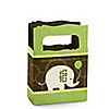 Elephant - Personalized Birthday Party Mini Favor Boxes
