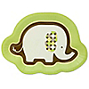 Elephant  - Birthday Party Dinner Plates - 8 ct
