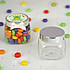 Empty Fillable Clear Sweetie Container - Birthday Party Do It Yourself
