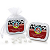 Farm Animals - Personalized Baby Shower Mint Tin Favors