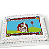 Farm Animals - Personalized Birthday Party Cake Toppers