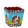 Farm Animals - Personalized Birthday Party Candy Boxes