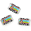 Farm Animals - Personalized Birthday Party Mini Candy Bar Wrapper Favors - 20 ct