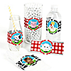 Farm Animals - DIY Party Wrappers - 15 ct