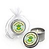 Froggy Frog - Personalized Baby Shower Candle Tin Favors
