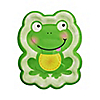 Froggy Frog - Baby Shower Dessert Plates - 8 ct