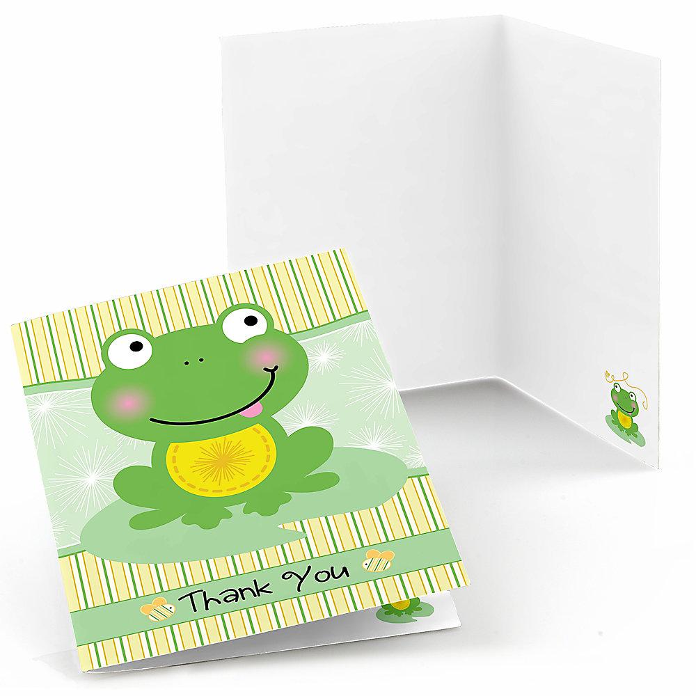 Frog Baby Shower Invitations – gangcraft.net