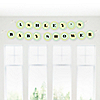 Froggy Frog - Personalized Baby Shower Garland Letter Banners